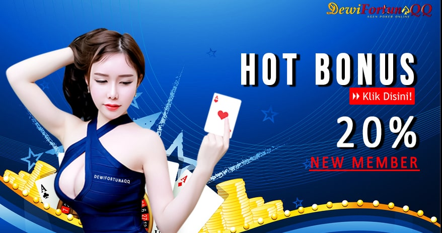 Bonus Judi Poker Online Terpercaya DewiFortunaQQ2