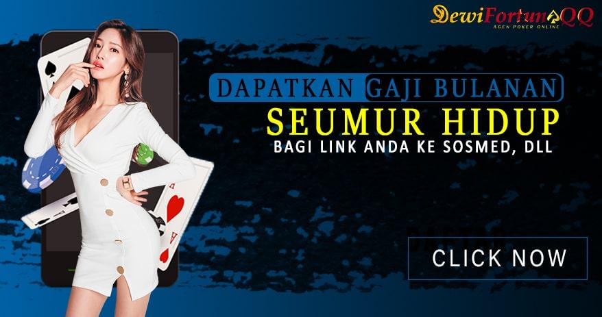 Cara Daftar Agen Poker DewiFortunaQQ2