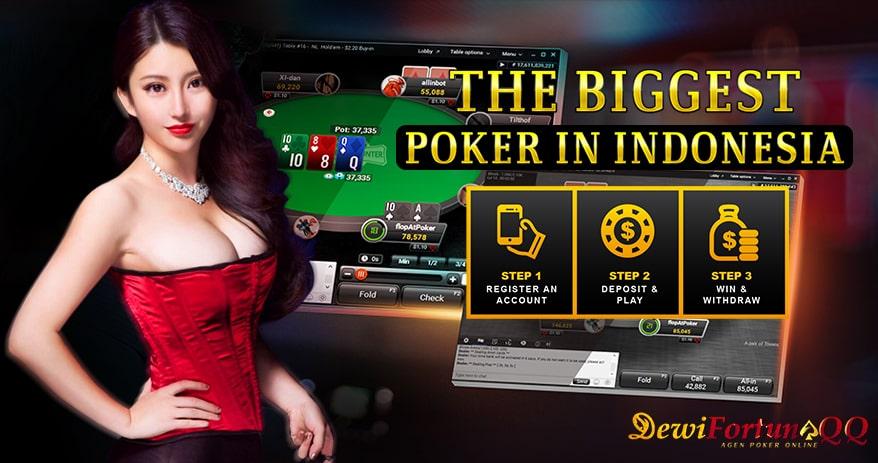 Panduan Bermain Agen Judi IDN Poker DewiFortunaQQ2