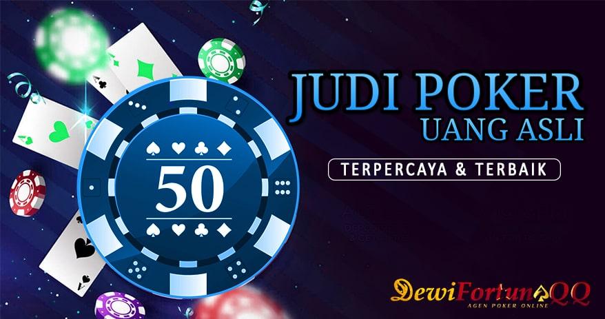 Situs Judi Poker Indonesia Uang Asli terpercaya Dan Terbaik1